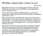 Animal abuse - Felony